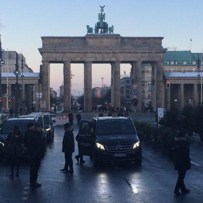 Brandenburger Tor Shuttle zur Fashion Week
