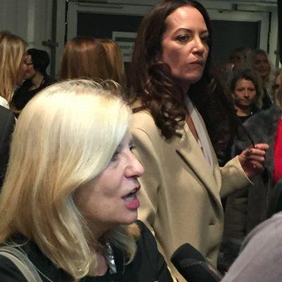 Natalie Wörner und Sabine Postel im Interview
