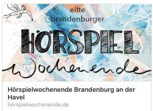 11. Brandenburger Hörspielwochenende