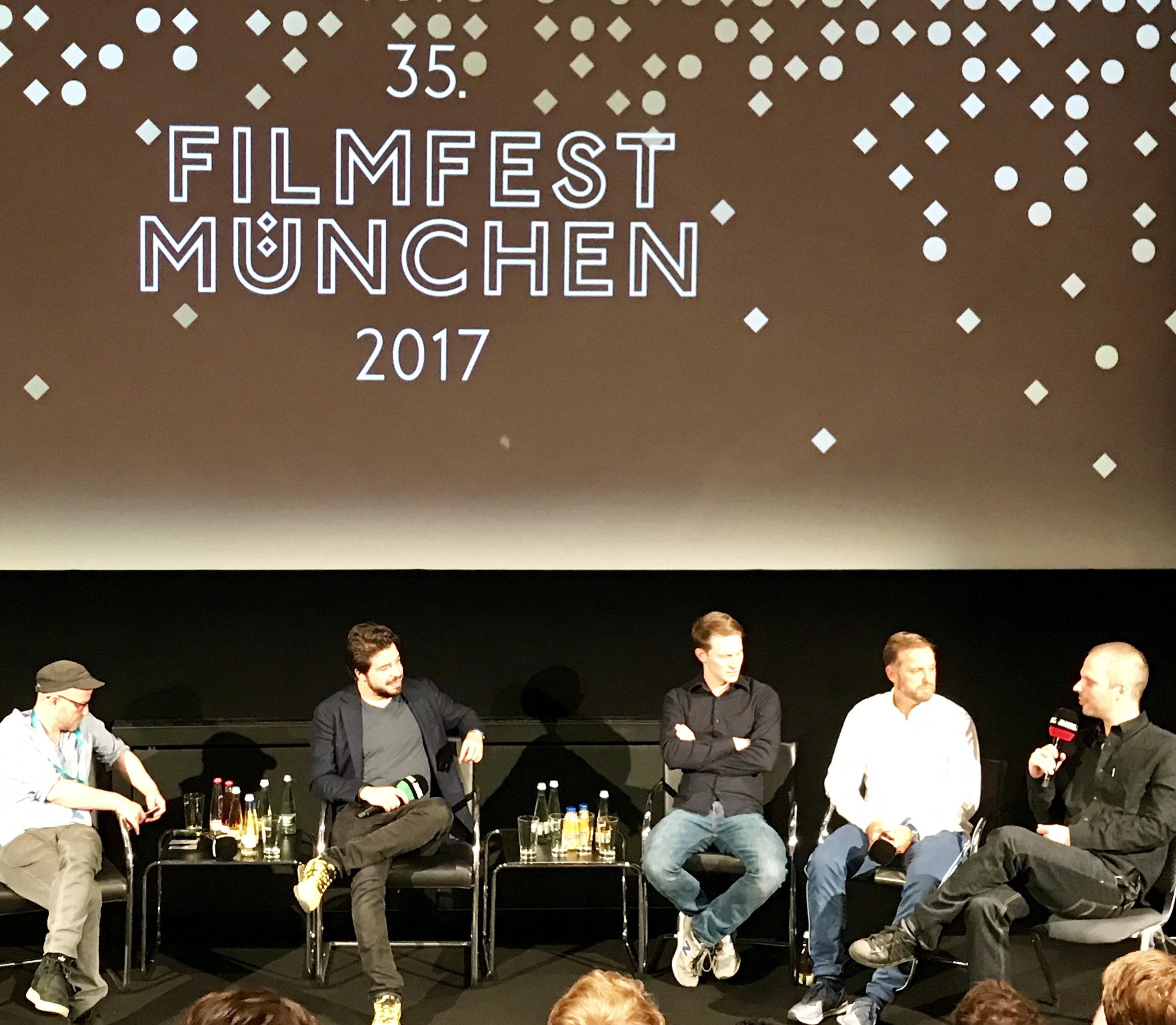 Genrenale Podiumsdiskussion_Filmfest München
