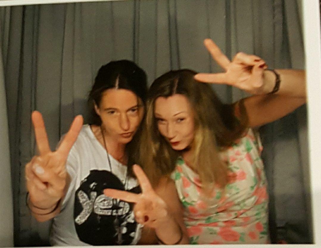 Something Stupid_Corinna Bergmann und Daniela Schwerdt