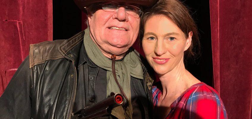 Das letzte Duell ein Live-Hörspiel mit Werner Wilkening und Corinna Bergmann