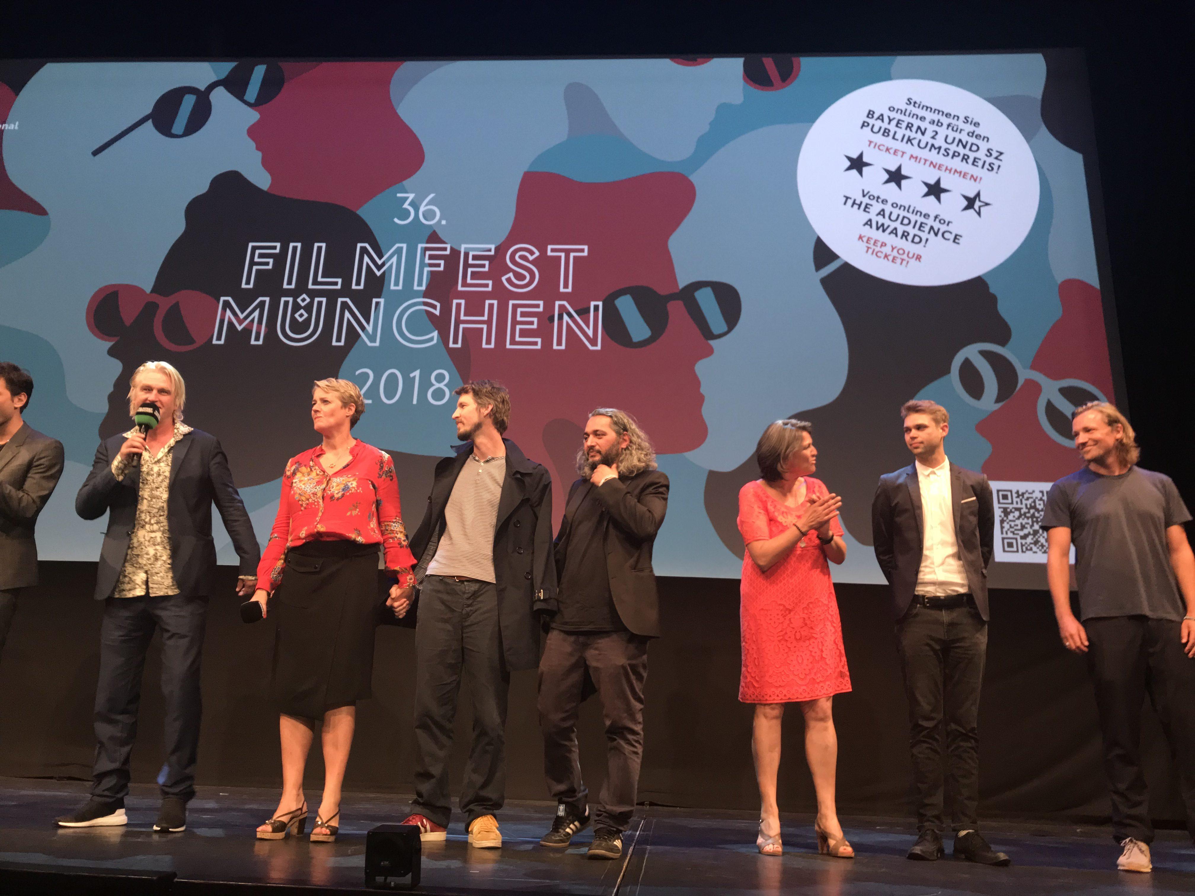 Filmfest München 2018_Detlev Buck Asphaltgorillas