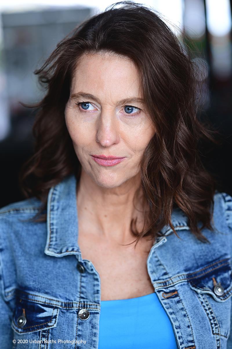 Corinna Bergmann Blue Eyes